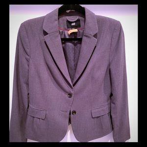 Multi use blazer, gray